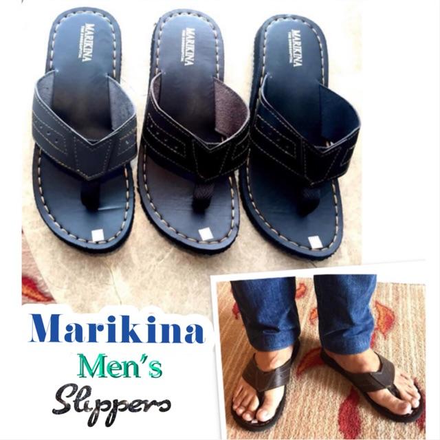 851ca7e6d Marikina made slippers for men
