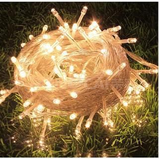 Led Christmas Lights Warm White.100 Led 10m String Christmas Lights Warm White Cod