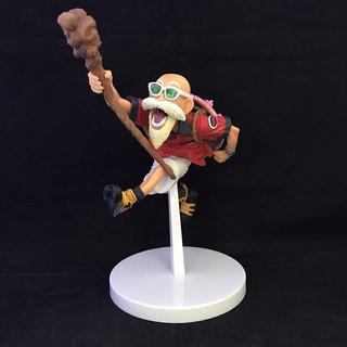 22CM DragonBall Z Master Roshi Kame Sennin Island Pvc Action figure Toy No box