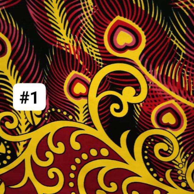"Original Rosalinda Batik Malong ""Double"" Size 44cmx60cm"