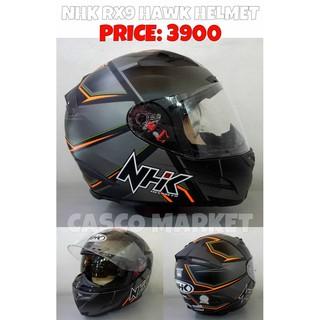 f1ddfae2 NHK RX9 Hawk Helmet | Shopee Philippines