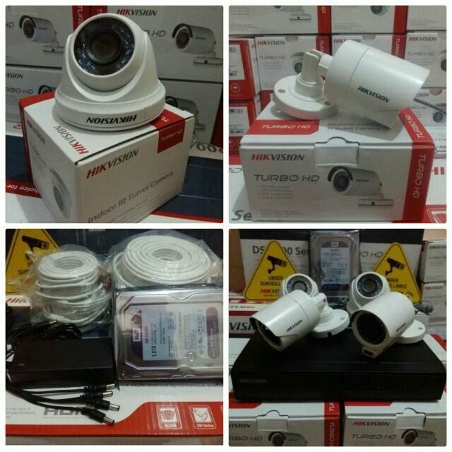 HikVision CCTV complete package (Bauan Batangas)