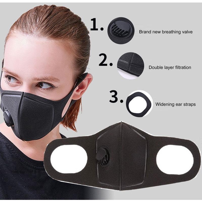 Mouth Anti-fog Haze Viral Influenza Dust Mask Unisex Medical