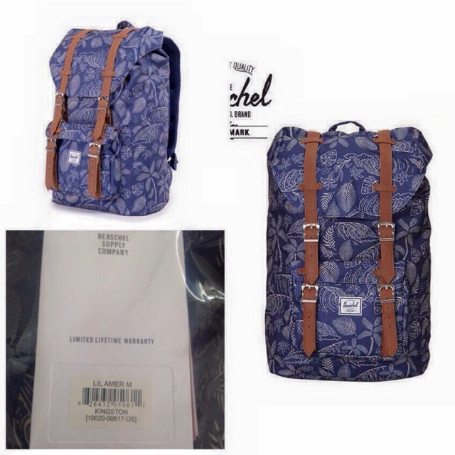 874034380eb SUPERSALE! AUTHENTIC HERSCHEL BACKPACK