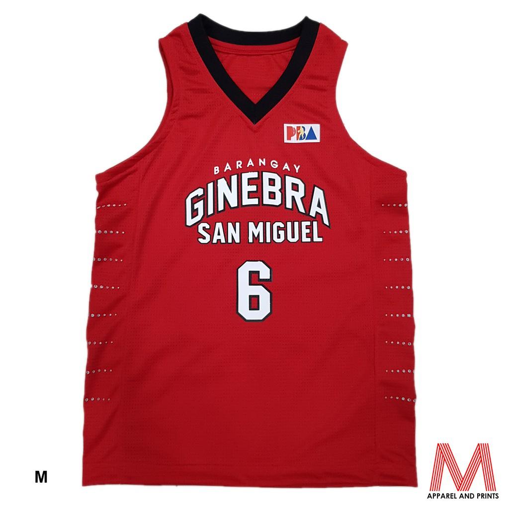 7a98752448e PBA basketball jersey muscle! 🏀 | Shopee Philippines