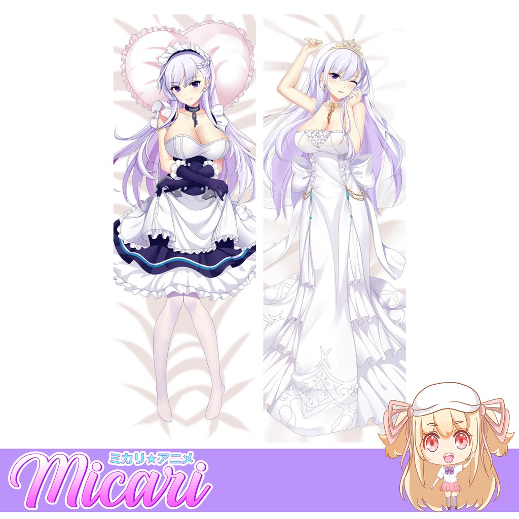 Micari Azur Lane Belfast Anime Dakimakura Half Dakimakura Life Size Pillow Case Body Pillow Shopee Philippines Want to discover art related to belfast_azur_lane? micari azur lane belfast anime dakimakura half dakimakura life size pillow case body pillow