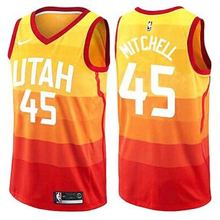 quality design a1743 16875 NEW)** cod nike Jersey Basketball Jerseys Num 45 Donovan ...