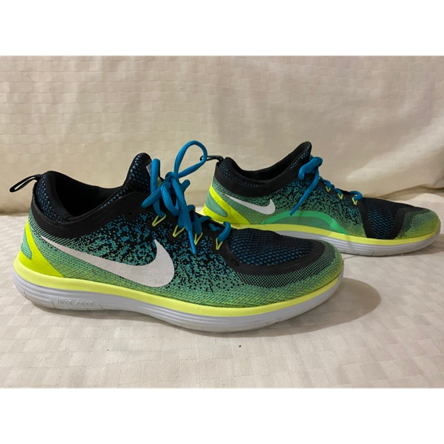 Original Preowned Nike Free Rn Distance 2 Shopee Philippines