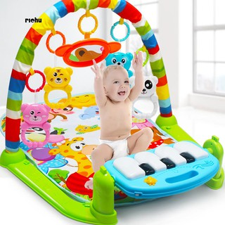 THE PINKY HOUSE GYM PLAYMAT FOR BABY KIDS CHILDREN