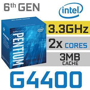 Intel Pentium G4400 Skylake Dual-Core 3.3 GHz LGA 1151 CPU   Shopee Philippines