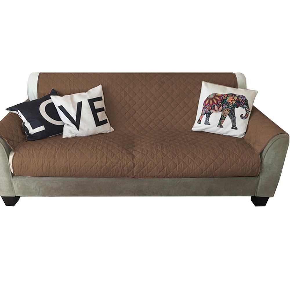 Enjoygo 1/2/3 Seater Slipcover Sofa Throw Furniture