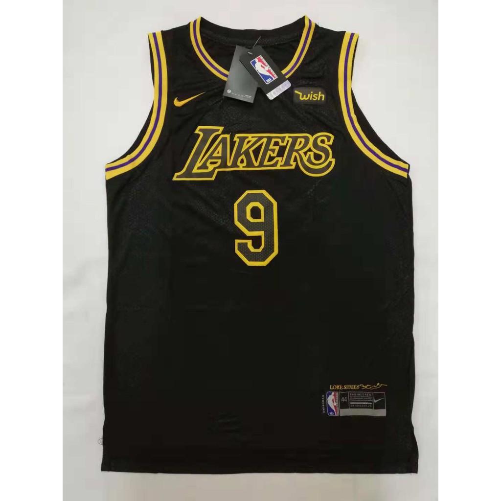c2894dd33 NBA Los Angeles Lakers 32 Magic Johnson Swingman Jersey