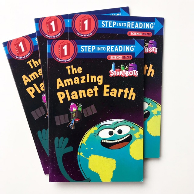 StoryBots The Amazing Planet Earth