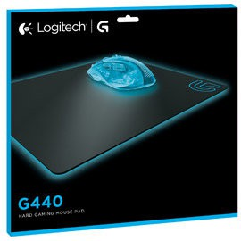 e1837404f2a Logitech G440 Hard Gaming Mouse Pad for High DPI Gaming | Shopee Philippines