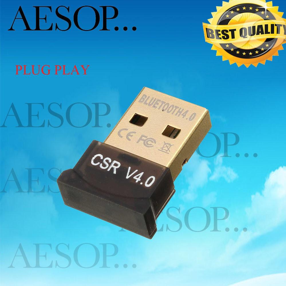 Wireless USB 4 0 Bluetooth Dongle ADAPTER high speed