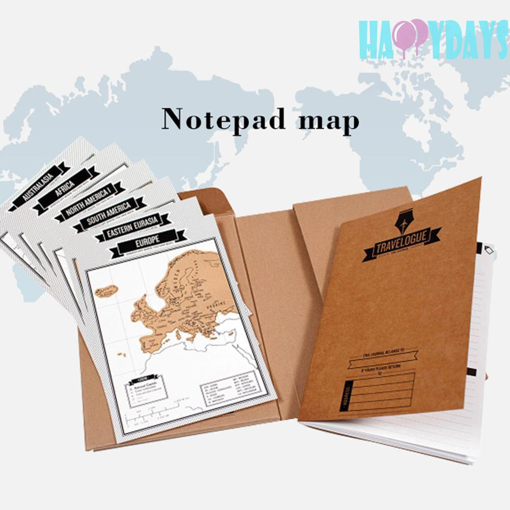 Vintage With Lock Diary Writing Portable Like A Dream Travel Journal Notebook