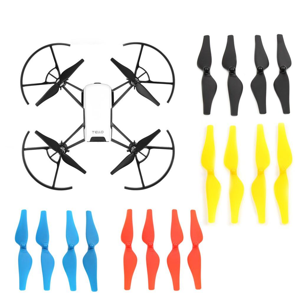 4pcs Quick Release/Lock Propellers CCW CW Props Blades For DJI Tello Mini  Drone