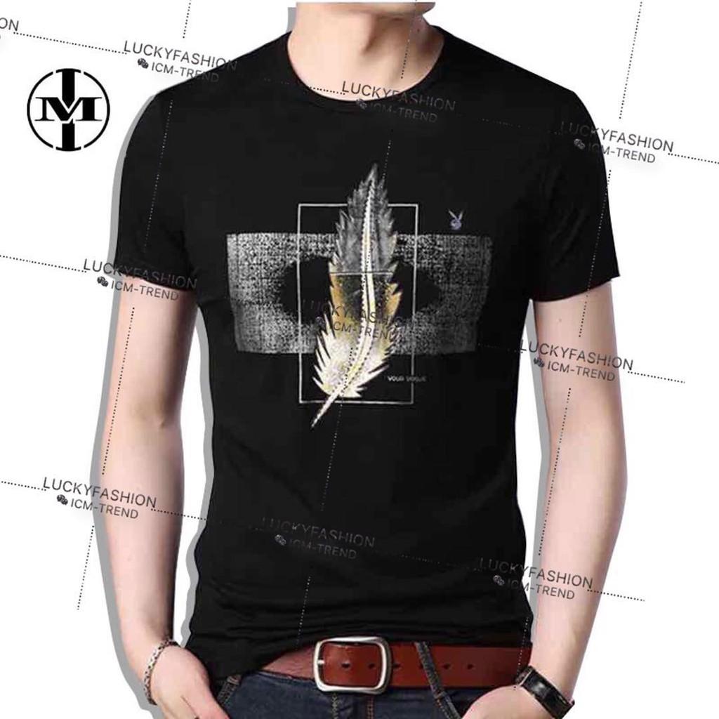 ICM#T146 Men's T-shirt TOPS Unisex FOR MEN(M-XL)