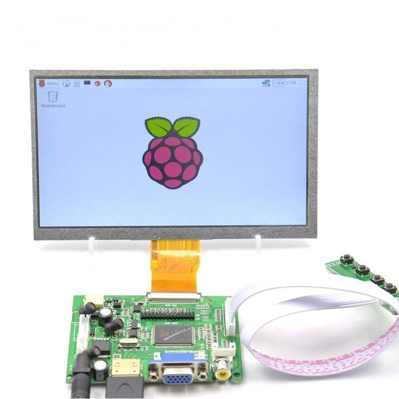 Raspberry Pi 7 inch LCD