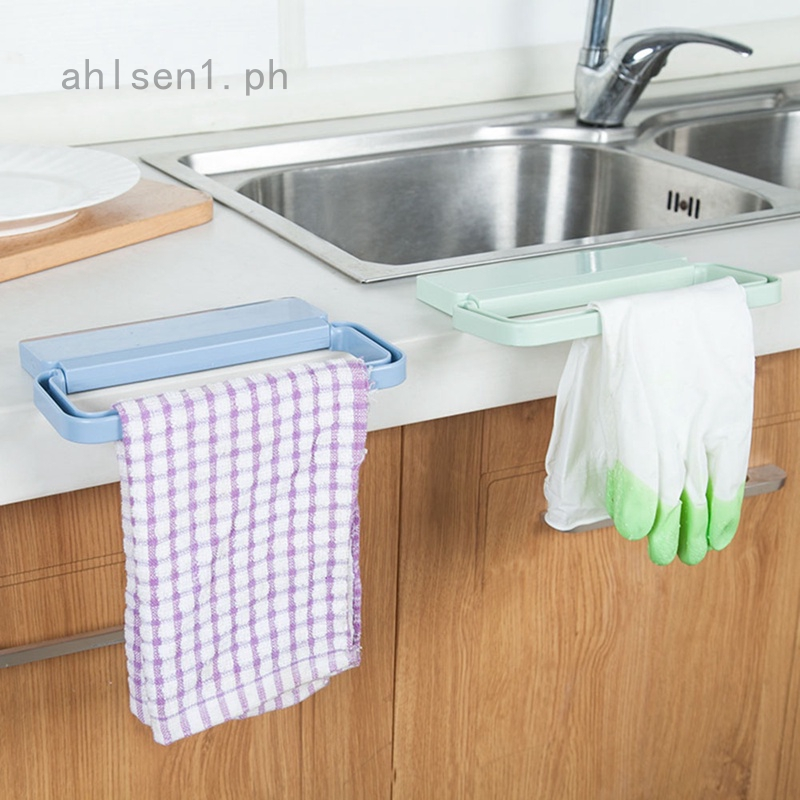 Towel Rack Bar Hanging Holder Bathroom