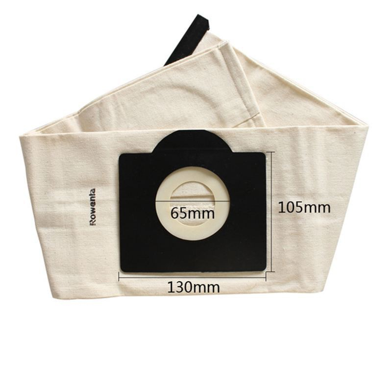 1PC Reusable Universal Cloth Bag Reusable Vacuum Cleaner Bags Home Using Navel