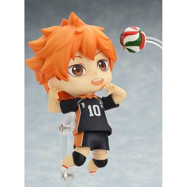 No.10 Hinata Shoyo #358 PVC Action Figure Toy Gift New  Model Anime Haikyuu!