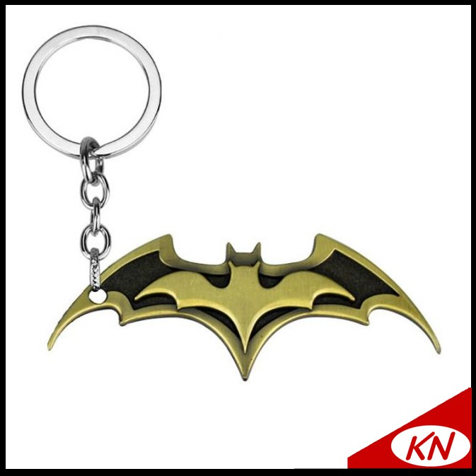 DC Comics Batman The Dark Knight The Joker Alloy Key Chains Keychain Keyring