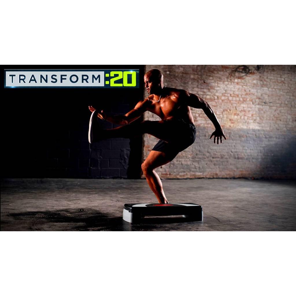Transform 20 Workout