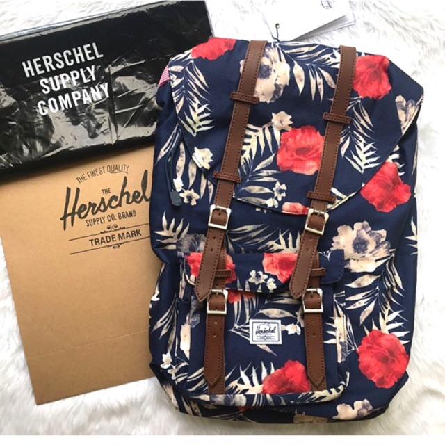 Herschel Backpack 10.5L   Shopee Philippines df9bfb7516