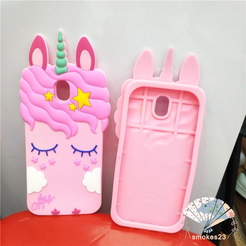 693d07e525b Samsung J3 J5 J7 J2 Pro 2018 phone case Cartoon silicone