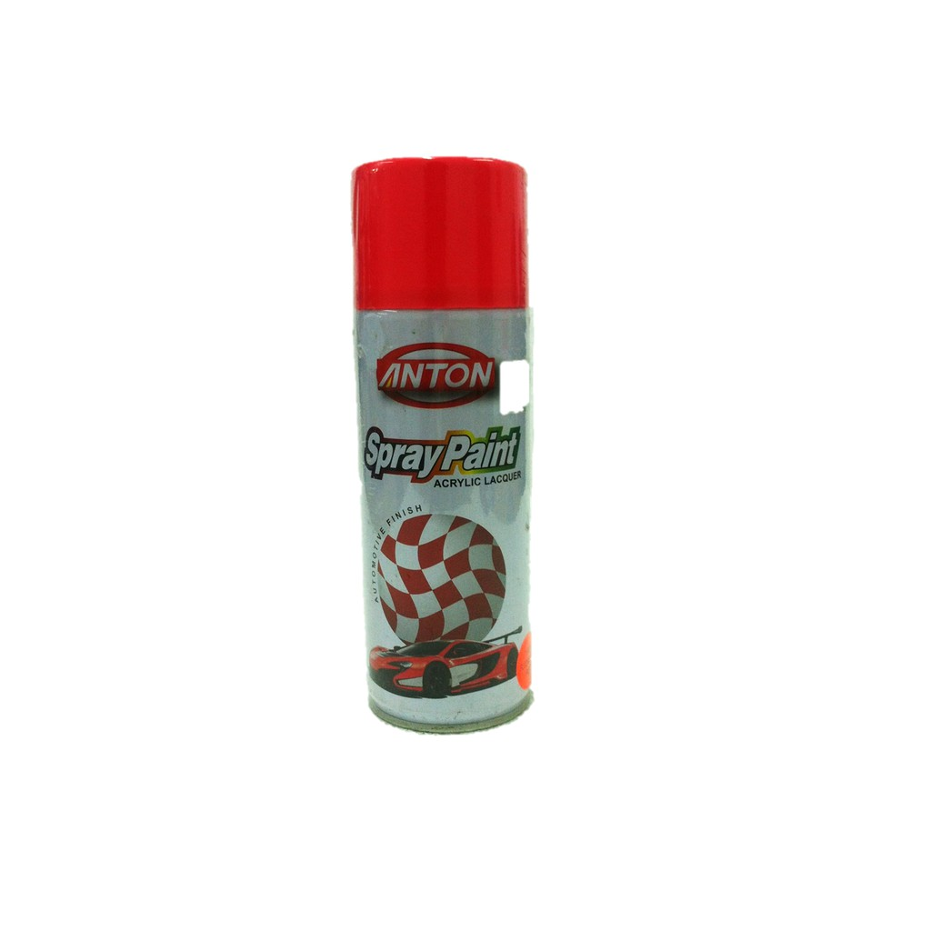 Anton Spray Paint Red Color