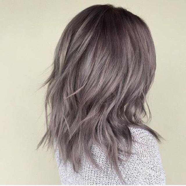 Sunbright Series Hair Color Set 0/19 ASH