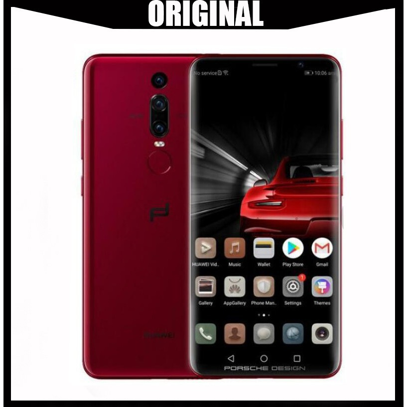 Free Gift Original Huawei Mate RS Porsche Design Cell Phone