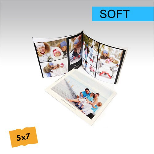 Personalized Photobook 20 Page Softcover Photo Book 5 X 7
