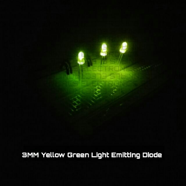 Yellow Green Light Emitting Diode Led