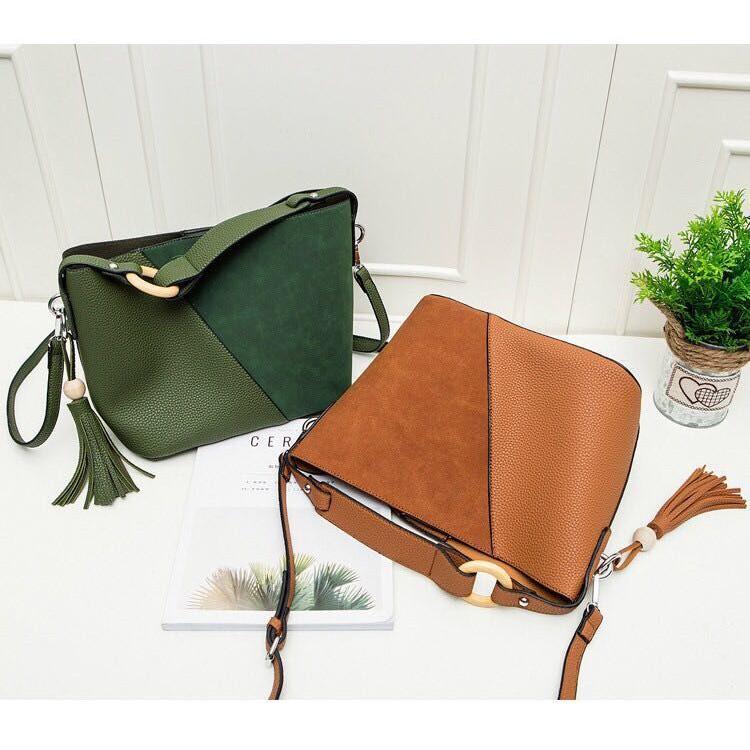 6812af87583b No.005 Fashion 2 in 1 Jing Pin Bag