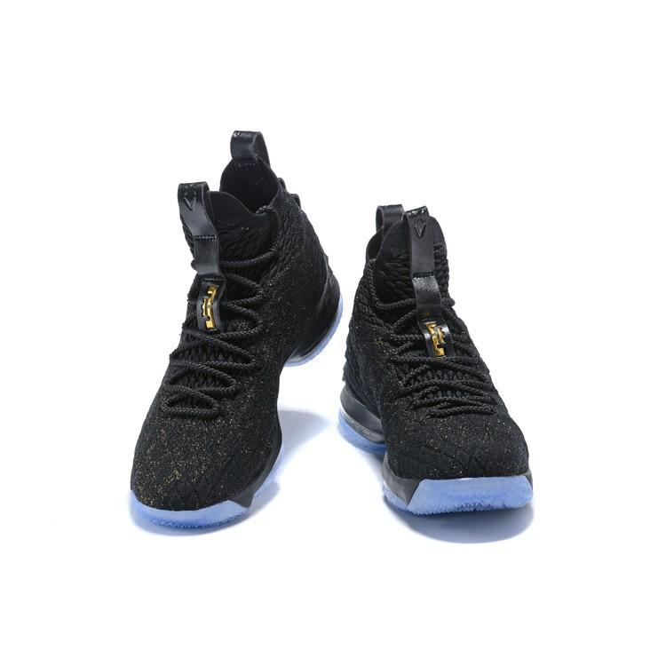 wholesale dealer 69f43 8eb1f Nike Original Lebron James LBJ15 RETRO Men s Air sports Basketball shoes  JX32