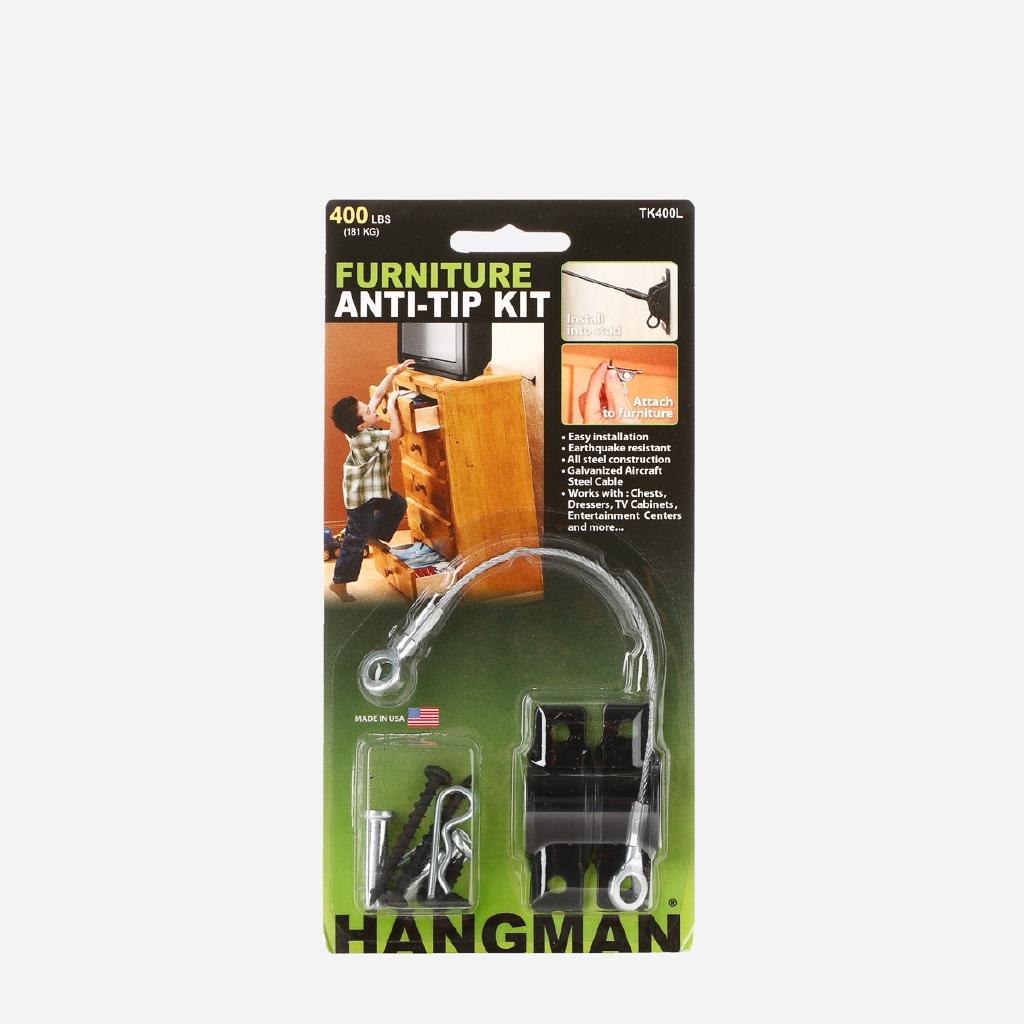 Hangman Furniture Anti Tip Kit Tk400l