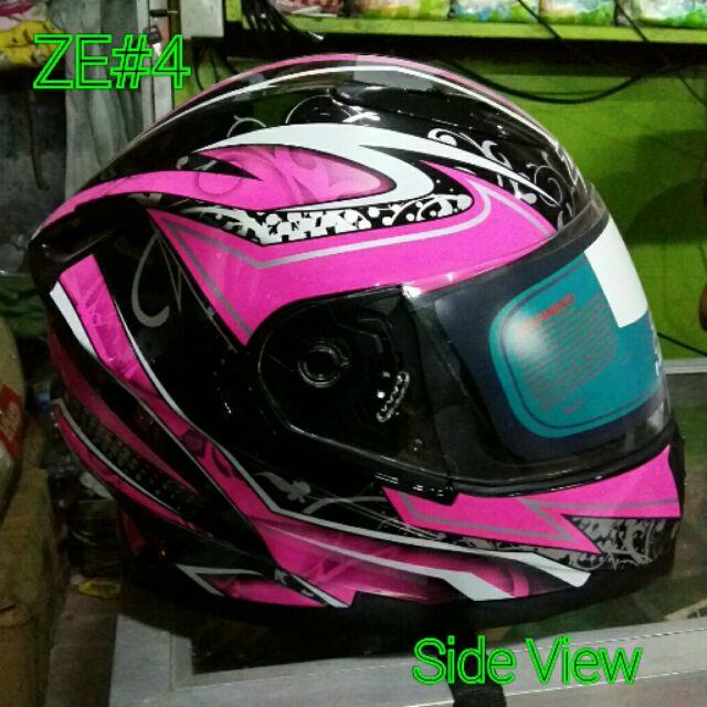 326991da ZEBRA HELMET ZE#32   Shopee Philippines