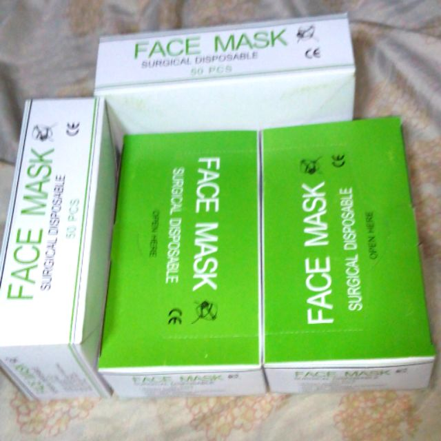 Surgical Face Surgical Mask Face Disposable Disposable