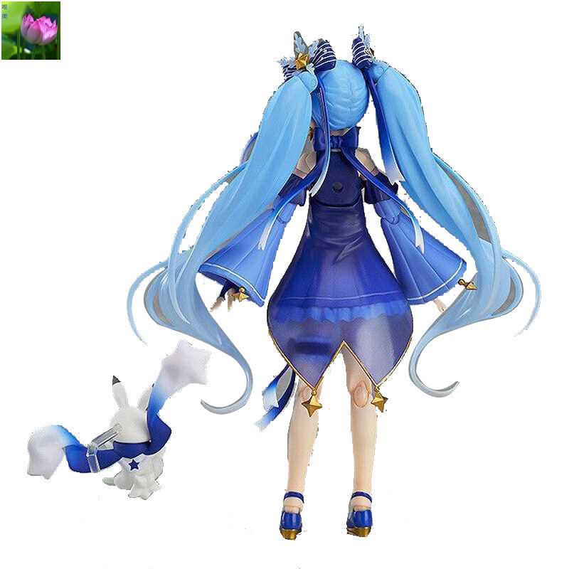 New Collectibles Anime Starry Sky Hatsune Miku Figma EX-037 Pvc Figure