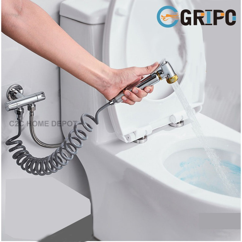 GRIPO sus304 stainless dual purpose valve (GR9200)