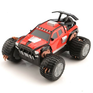 Tm Sml Movie Car Model Monster Pickup Big Foot Modification Truck Electric Toy Shopee Philippines