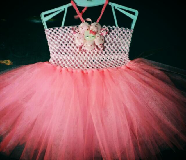 d1907a61c Hello Kitty Inspired Tutu Dress | Shopee Philippines