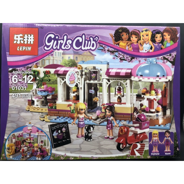 Lego Lego Girls Girls Lego Club Club Club Girls Friends Friends Friends N8wZnOPkX0
