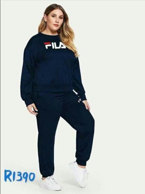 50% prijs goede kwaliteit 100% topkwaliteit Fila Plus Size Terno - JC
