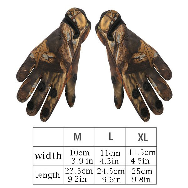 a81ec0b85324a 【cod】Emden Unisex Outdoors Sports Anti-Slip Skiing Mittens Winter Warm Full  Hands Gloves | Shopee Philippines