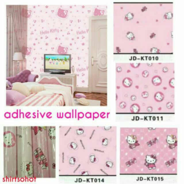 Hello Kitty Wallpaper Shopee Philippines