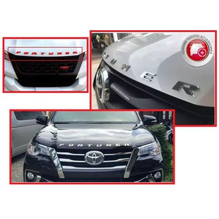 Toyota Fortuner Hood Emblem Metal 3D | Shopee Philippines