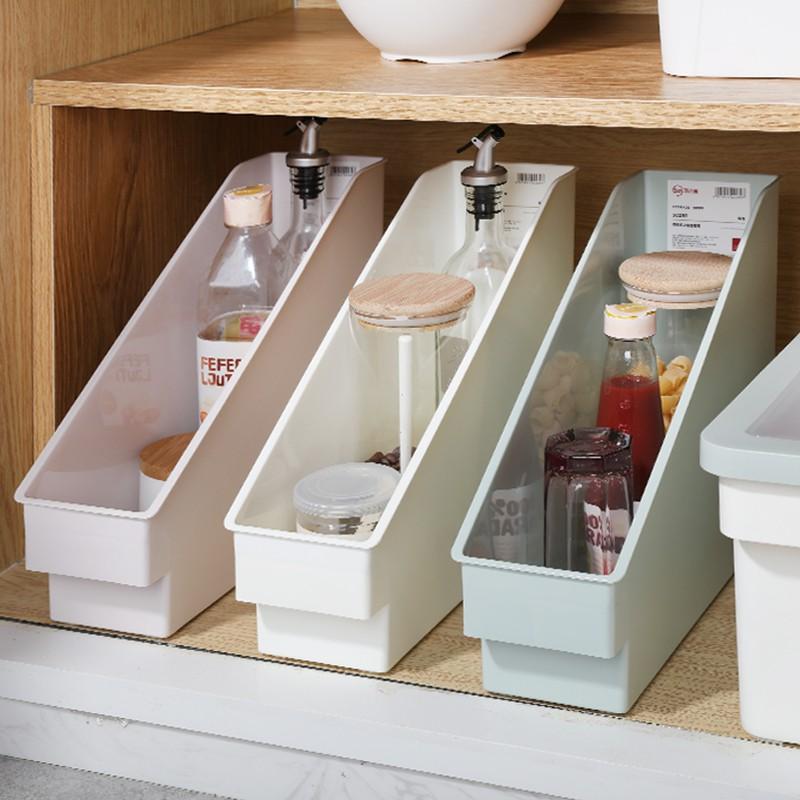 Home Office Kitchen Storage Box Organizer With Wheels Multi Functional Modern Slim Rack Muji Style Shopee Philippines